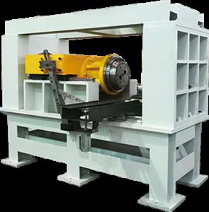 High Quality Horizontal Flaring Machine Pipe Flaring Machine And Flaring Machine For Wheel Rim Line Produce