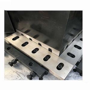 Hydraulic Angle Steel Corner Cutting Machine