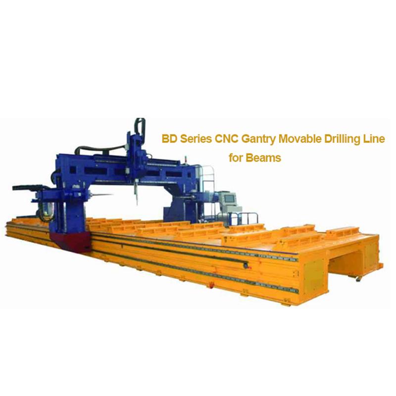 2017 Latest Design Steel Pole Tower - Hydraulic CNC Drilling Machines BD2010 – Ritec