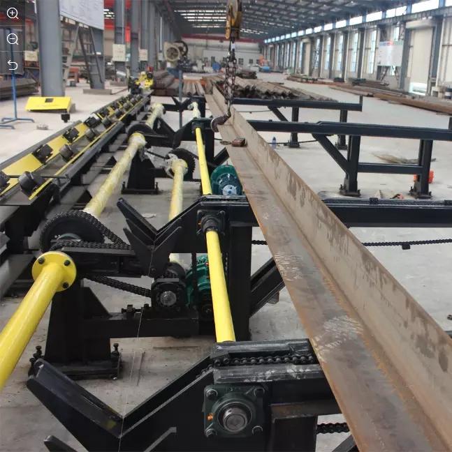 Good quality Servo Feeding Beam Drilling Machine - High Speed CNC Drilling Marking Line for Angle Steel – Ritec