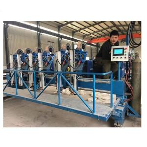 Automatic CO2 Gas Shielding Welder