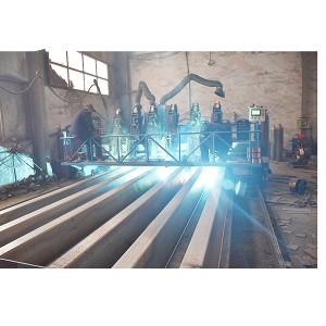 Electric Argon Arc Welding Line