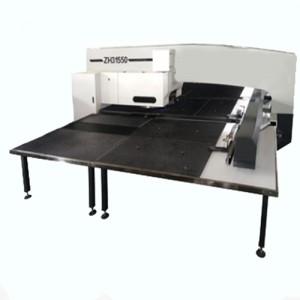 Mechanical CNC Turret Punching Machine